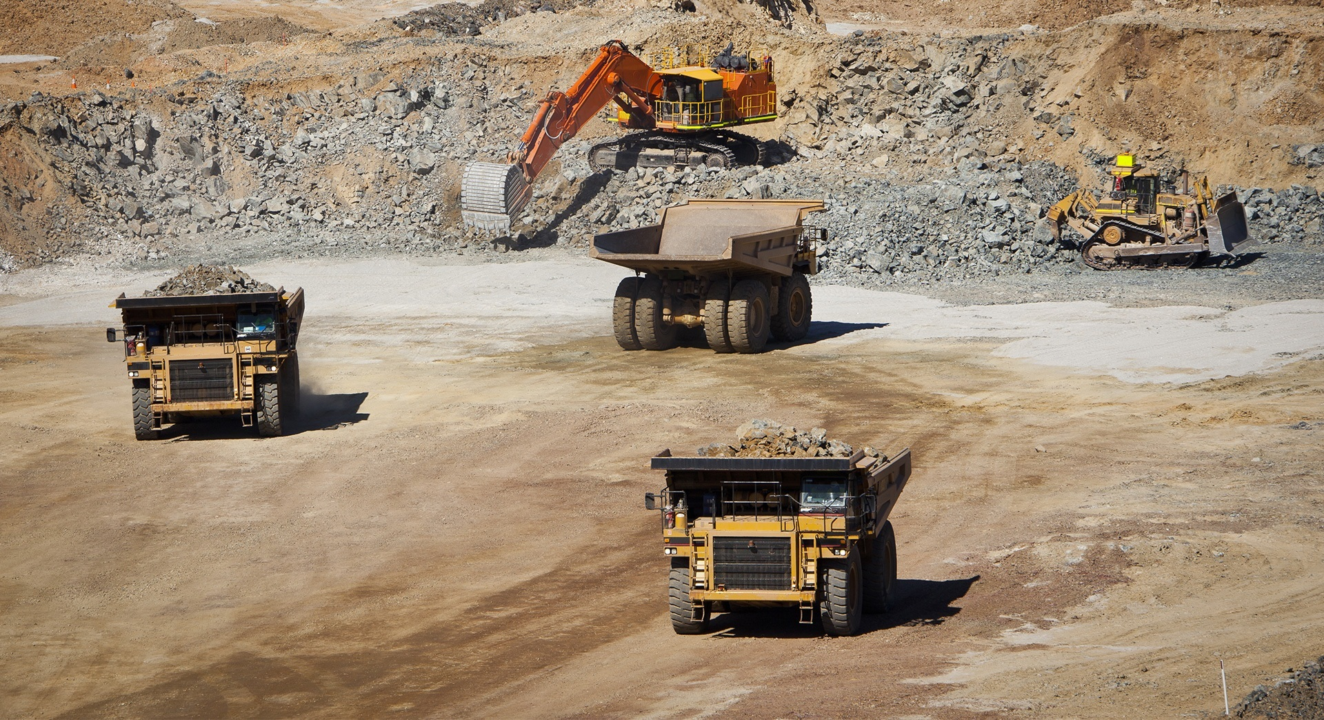 Mining Services Cads