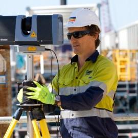 Laser Scanning & 3D Modelling