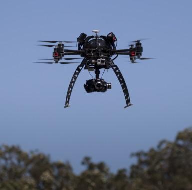 Aerial UAV