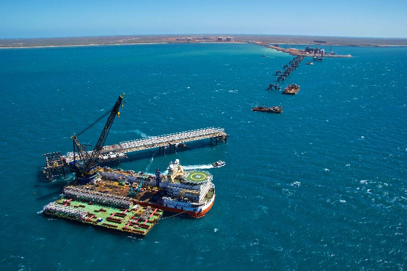 Gorgon LNG Jetty & Marine Heavy Lift Facility