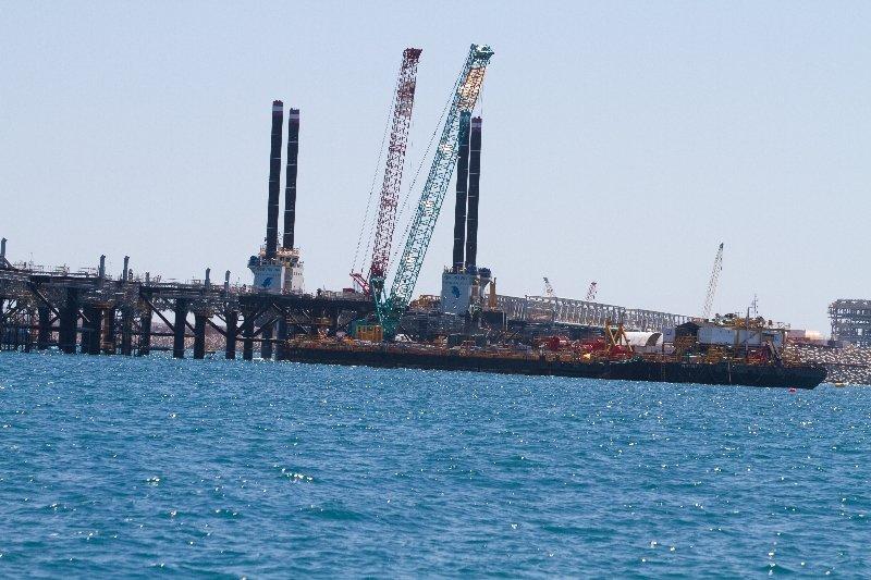 Gorgon LNG Jetty & Marine Heavy Lift Facility | CADS
